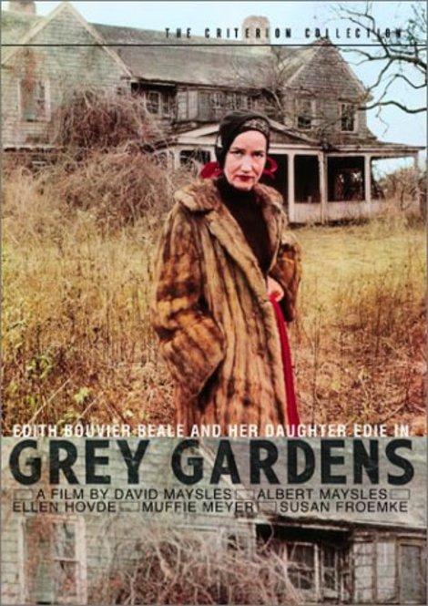 grey garden blind